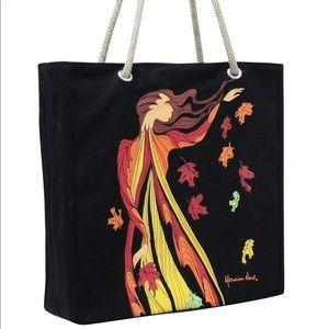 Artist Maxine Noel Leaf Dancer Eco-Tote Bag